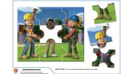 Bob the Builder Jigsaw