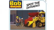 Spot the Difference Bob the Builder
